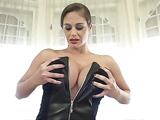 Cathy Heaven needs more than one black dick to get pleased