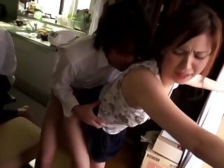 Unbelievable Japanese chick in Exotic JAV clip