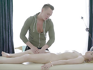 Deep tissue rubdown