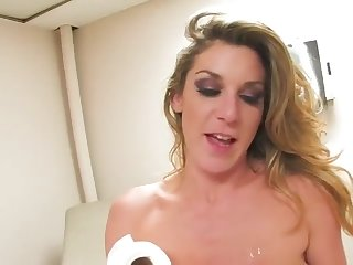 Horny xxx clip Blonde fantastic like in your dreams