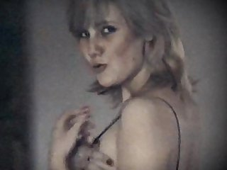 LONELY HEART - vintage saggy tits hairy pussy blonde beauty