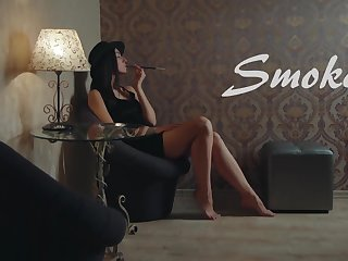 Smoker - Angelina Socho - MetArtX