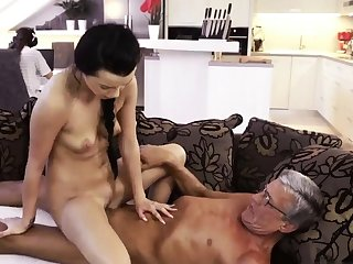 Milf fucks young man What would you prefer - computer or