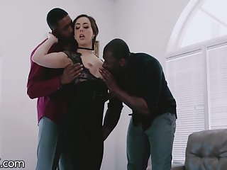 Horny Handles Bbc Double Penetration With Rob Piper, Whitney Wright And Isiah Maxwell